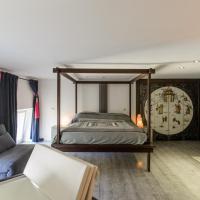 luxury suite San Carlo