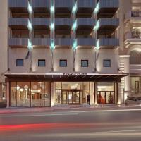 NJV雅典廣場酒店,雅典的飯店