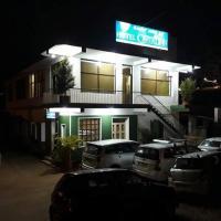 Hotel caveri inn, hotel en Madikeri