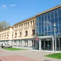 Ośrodek Innowacja, hôtel à Zabrze