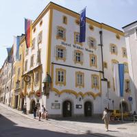 Hotel Wilder Mann, Hotel in Passau