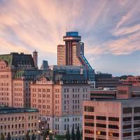 Hôtel Le Concorde Québec, hotel in Quebec City