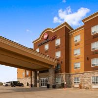 Best Western Plus Kindersley Hotel, hotel em Kindersley
