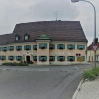 Gasthof zur Post, отель в городе Иннинг-ам-Аммерзе