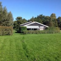 Calm Holiday Home in Burgh-Haamstede Zealand with Garden