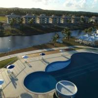 Apartamento Condomínio Villa das Águas, hotel in Praia do Saco