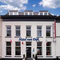 Hotel van Dijk, отель в городе Кампен