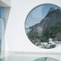 JANEIRO Hotel, hotel di Rio de Janeiro