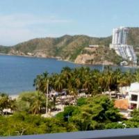 Apartamento Con Vista Al Mar En Santa Marta