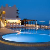 Erytha Hotel & Resort Chios, hotel in Karfás