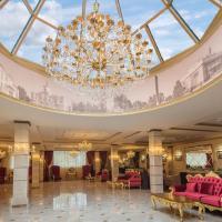 Гостиница Барнаул, отель в Барнауле