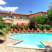 Best Western L'Orangerie, hotel in Nîmes