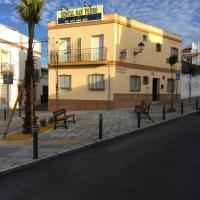 Hostal San Pedro, hotel in Sanlúcar la Mayor