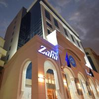 Zaha Al Munawara Hotel: Medine'de bir otel