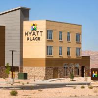 Hyatt Place Page Lake Powell, hotel v destinaci Page
