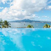 Hotel Bakoua Martinique, hôtel à Les Trois-Îlets