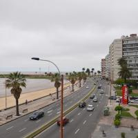Apartamento frente al mar. Playa Pocitos, La mejor vista.