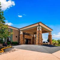 Best Western Bayou Inn, hotel in Westwego