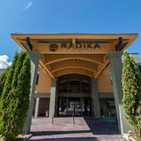 Hotel Radika, hotel em Mavrovo