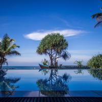 Serendib Beach Hotel, отель в Бентоте