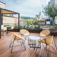 Hotel Gran Ultonia, hotel in Girona