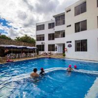 Blue Star Hotel, hotel en Melgar