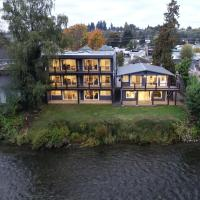 Chateau Riverside, hotel in Campbell River