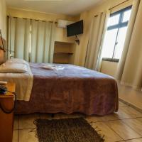 Hotel Vila Rica Flat, hotel in Resende