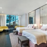Suite 812 located at SLS LUX BRICKELL, managed and operated by Miami And The Beaches Rentals, hôtel à Miami (Brickell)