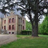 Château De La Croix Bizet, hotel in Moulineaux
