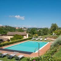 Borgo Grondaie, отель в Сиене