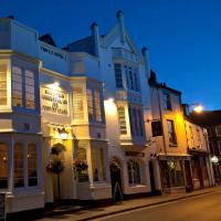 The Kings Head, hotel in Louth