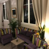 HÔTEL LES IRIS, hotel en Les Andelys