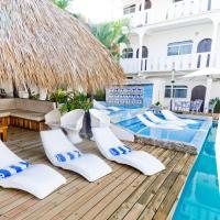 Bungalows Zicatela, hotel in Puerto Escondido