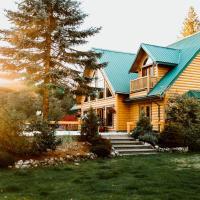 Cowichan River Lodge, hotel em Lake Cowichan