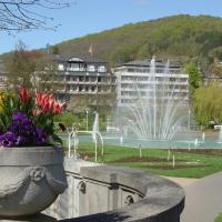 BRISTOL Hotel Bad Kissingen, отель в Бад-Киссингене