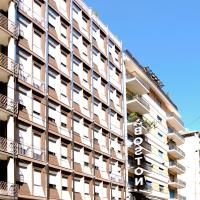Hotel Boston – hotel w mieście Bari
