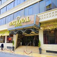 National Hotel - Jerusalem, hotel in Jerusalem