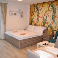 Slope Apartments Lipno, hotel v destinaci Lipno nad Vltavou