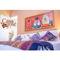Hotel Boutique Casa José, hôtel à Cobán
