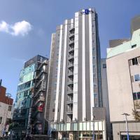 Viesnīca HOTEL UNIZO Yokohamaeki-West pilsētā Jokohama