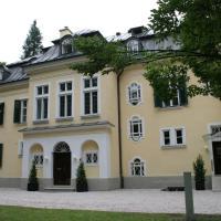 Villa Trapp, Hotel im Viertel Aigen, Salzburg