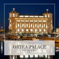 Ortea Luxury Palace, hotel in Syracuse