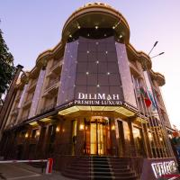 DiliMah Premium Luxury, hotel in Samarkand