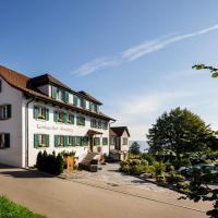 Hotel Wassberg, отель в городе Фёрх
