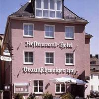 Braunschweiger Hof, hôtel à Münchberg