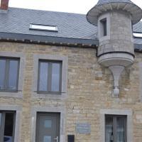 la tourelle d'Achille leontine, hotel in Rochefort