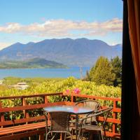 Cabañas Parque Del Lago, hotel en Panguipulli