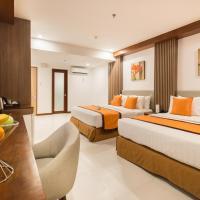 Jony's Beach Resort, hotel en Boracay