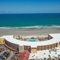 Atlantic Condos by the Beach, hotel in Daytona Beach Shores